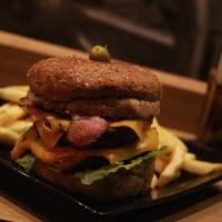 O melhor hambúrguer do mundo em Foz do Iguaçu