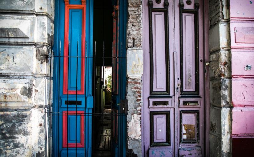 Um passeio bem fotográfico no Caminito, em BuenosAires
