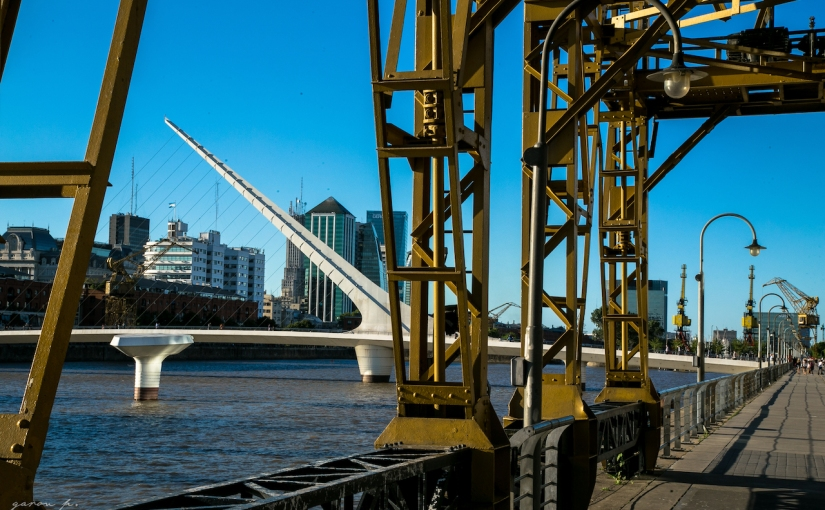 Buenos Aires: Puerto Madero